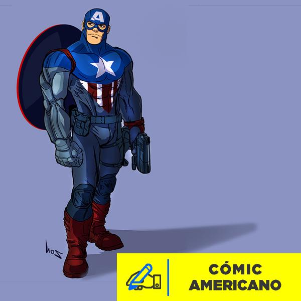 Cómic Americano Imagen