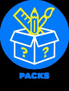Packs Azul