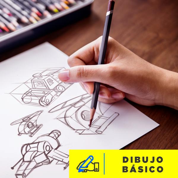 Dibujo Básico Abril 2020 Imagen