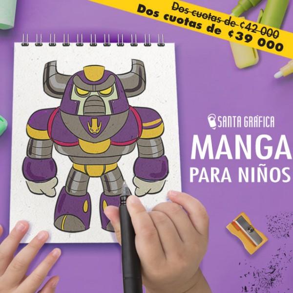 MANGA-NIÑOS
