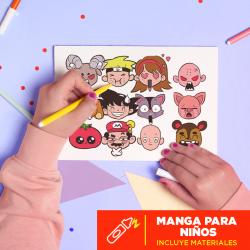 Manga para Niños Marzo Imagen 2020