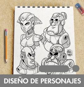 Diseño-de-personajes