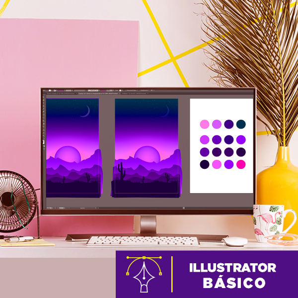 Ilustrator Básico 2020 Imagen