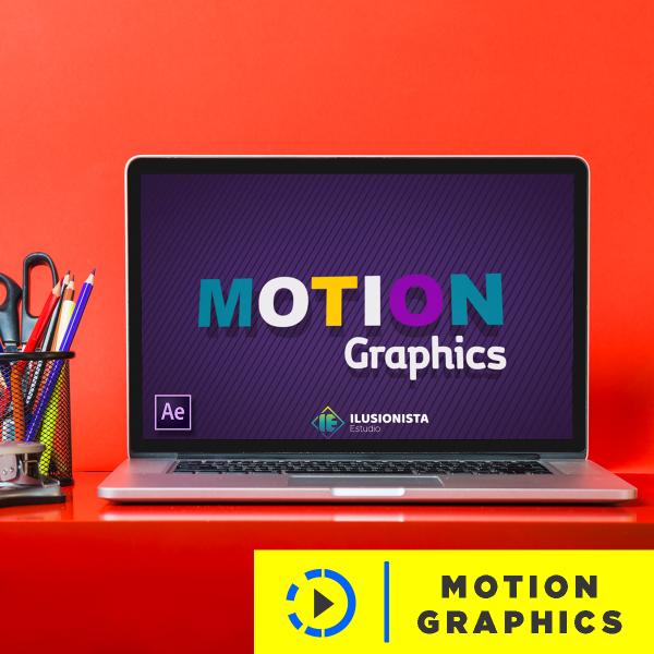 Motion Graphics Abril 2020 Imagen
