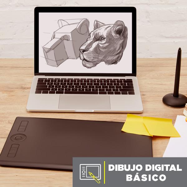Dibujo Digital Abril 2020 Imagen