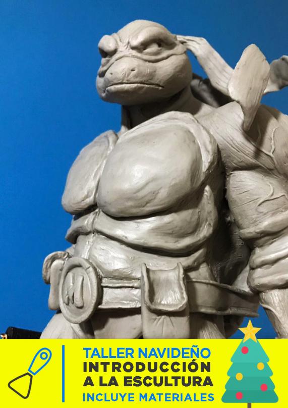 Taller Introducción a la Escultura 2020 post