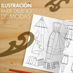 Ilustración Modas