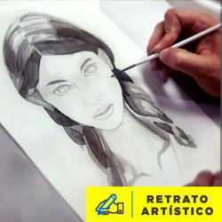 Retrato Artístico Abril 2020 Imagen