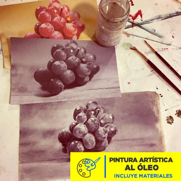 Pintura Artística al óleo Imagen