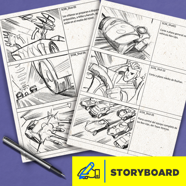 Storyboard Imagen