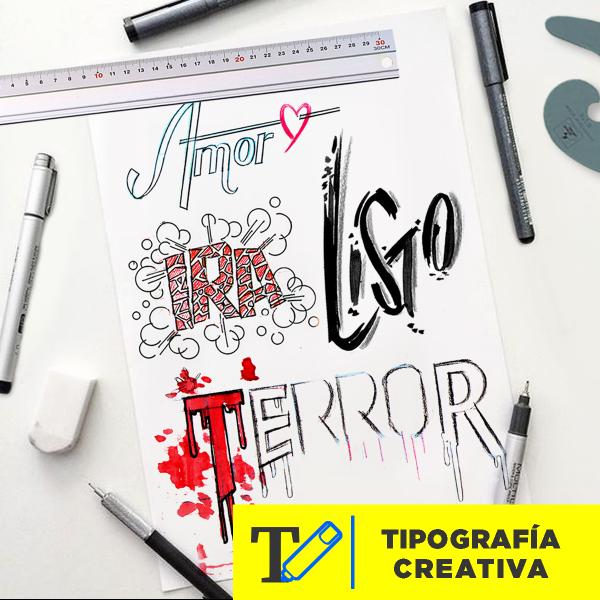 Tipografía Creativa Imagen