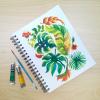 Ilustración-botánica-en-acuarela-y-témperaweb