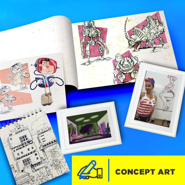 Concept Art Imagen