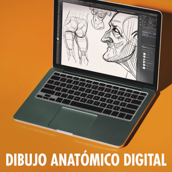 DIBUJOANATOMICODIGITAL