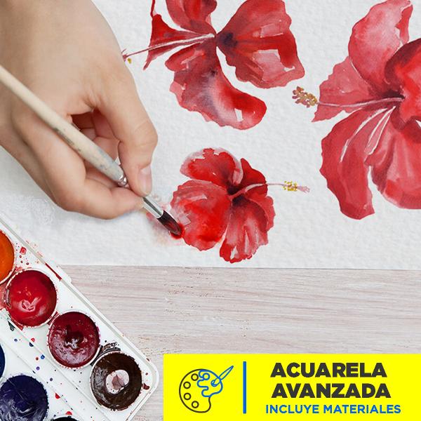 Acuarela Avanzada Imagen