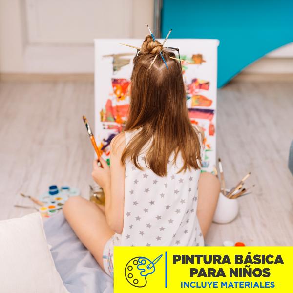 Pintura Básica para niños Imagen