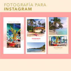 Fotografía para Instagram