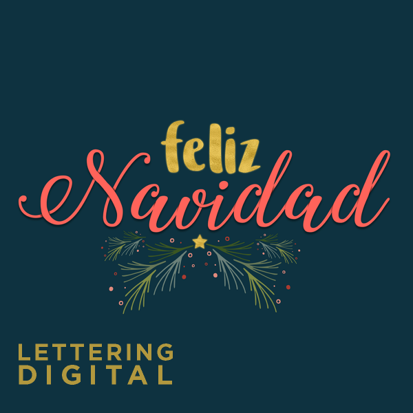 Lettering Digital