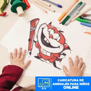 Caricatura de animales para niños online Imagen