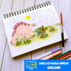 Dibujo básico para niños Online Imagen