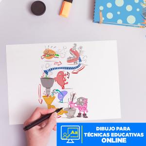 Dibujo para Técnicas Educativass online Imagen