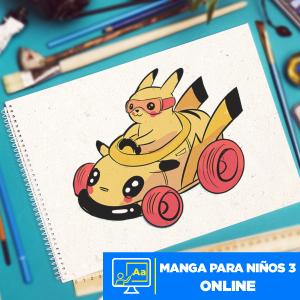 Manga para Niños 3 online Imagen