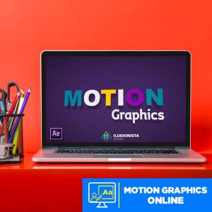 Motion Graphics online Imagen