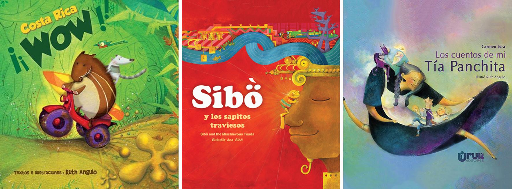 Banner Libro Infantil Ilustrado general Santa Gráfica online