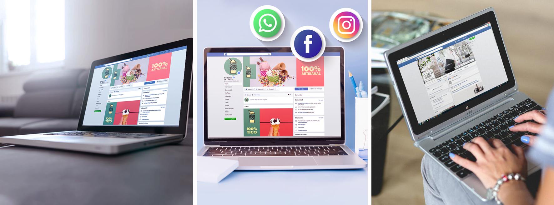 Banner Marketing Digital general Santa Gráfica online