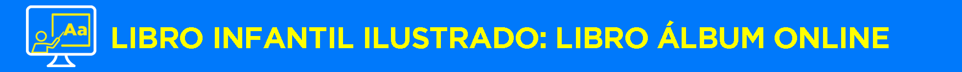 Banner título Libro infantil Online