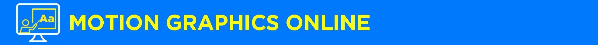 Banner título Motion Online