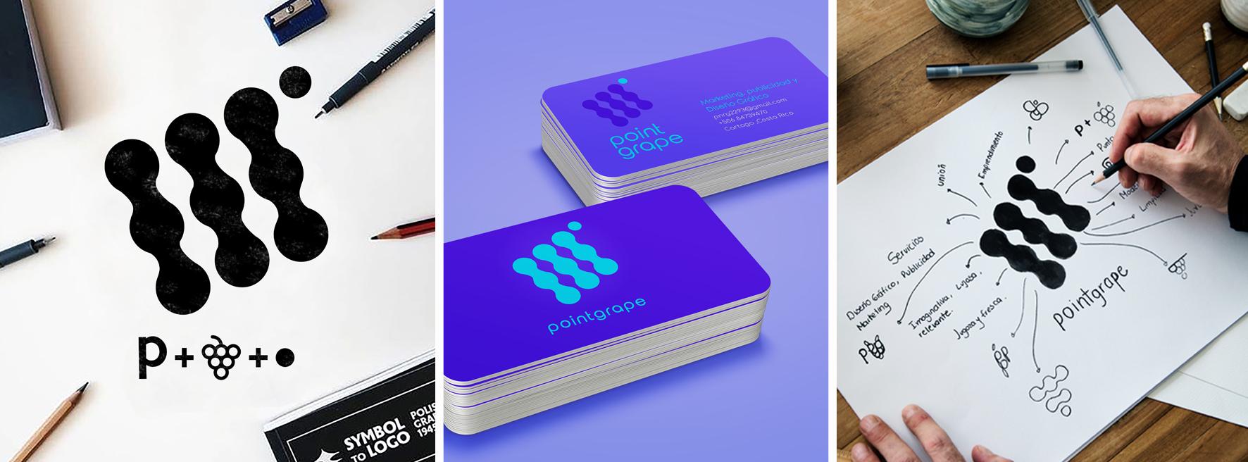 Diseño de Marca Digital general Santa Gráfica online