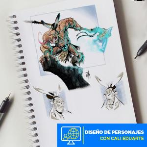 Diseño de Personajes Internacional Imagen