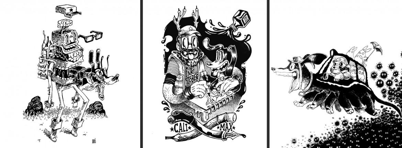 Banner Entintado general Santa Gráfica online